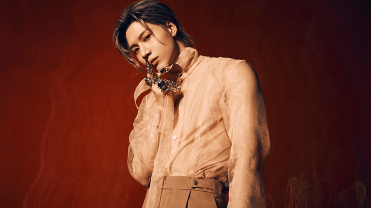 Our Advice : Get Hyped for Taemin's Third Mini-Album!