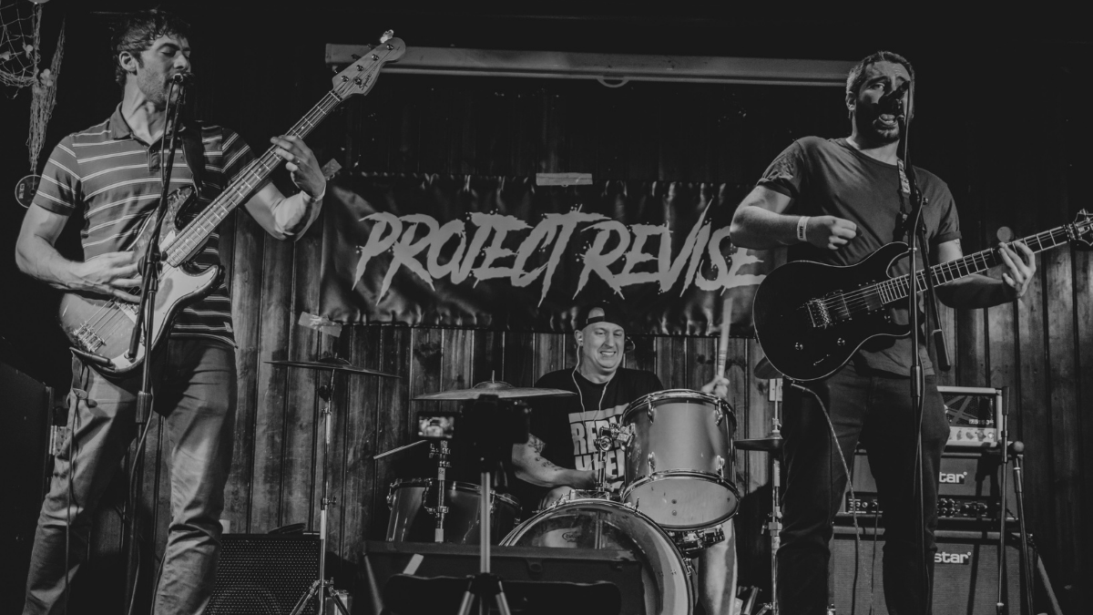 New Artist Interview: Project Revise