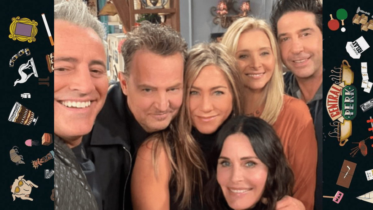 Friends: The One We Won't Forget!