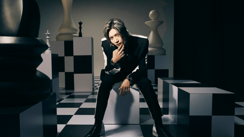 SHINee's Taemin Outdoes Himself Again With 'Advice'