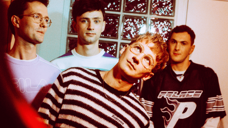 Glass Animals Blasts Off Into Outer Space With New Video
