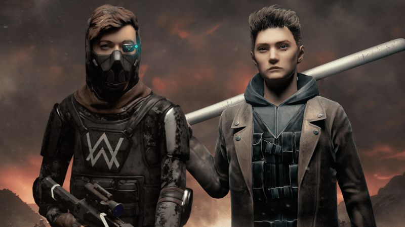 Alan Walker And Conor Maynard Make Us 'Believers' With Their New Epic Track
