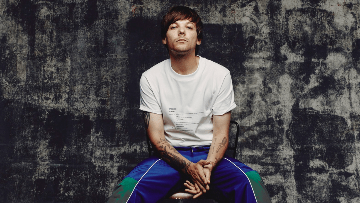 """Louis Tomlinson News – We Kept Our """"Faith In The Future"""""""