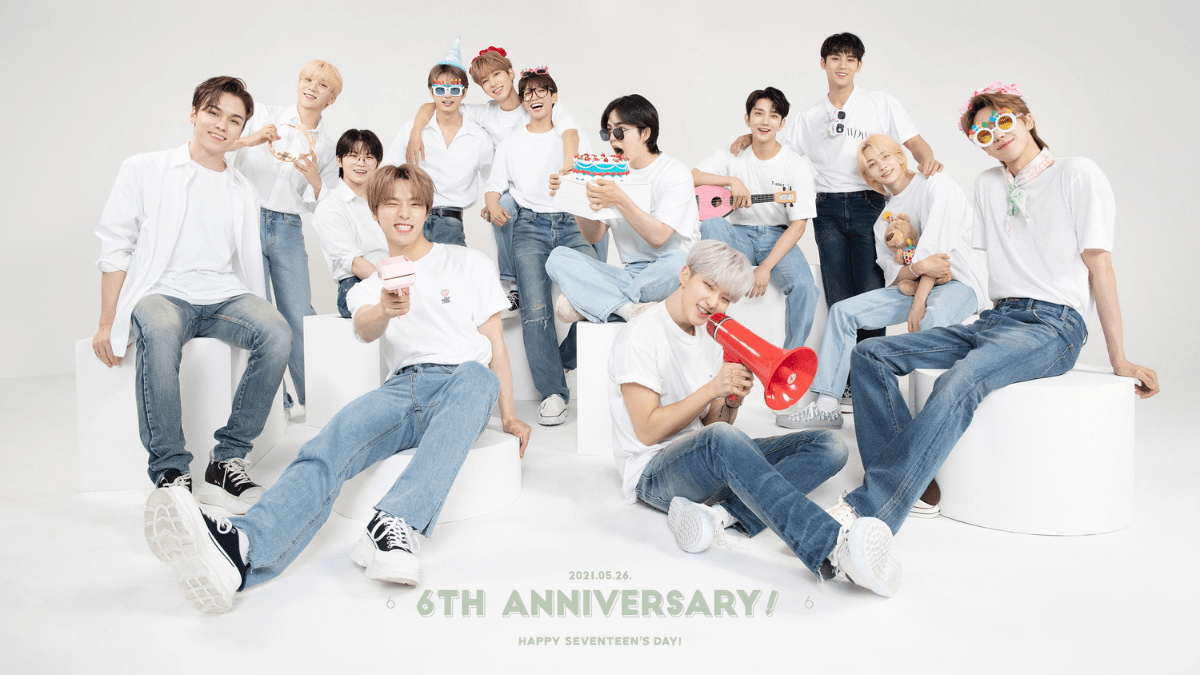 How These Carats Celebrated SEVENTEEN's Sixth Anniversary