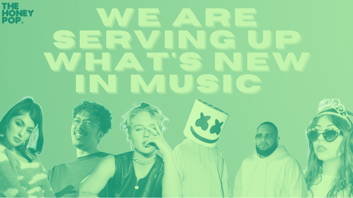 We Are Serving Up What's New In Music