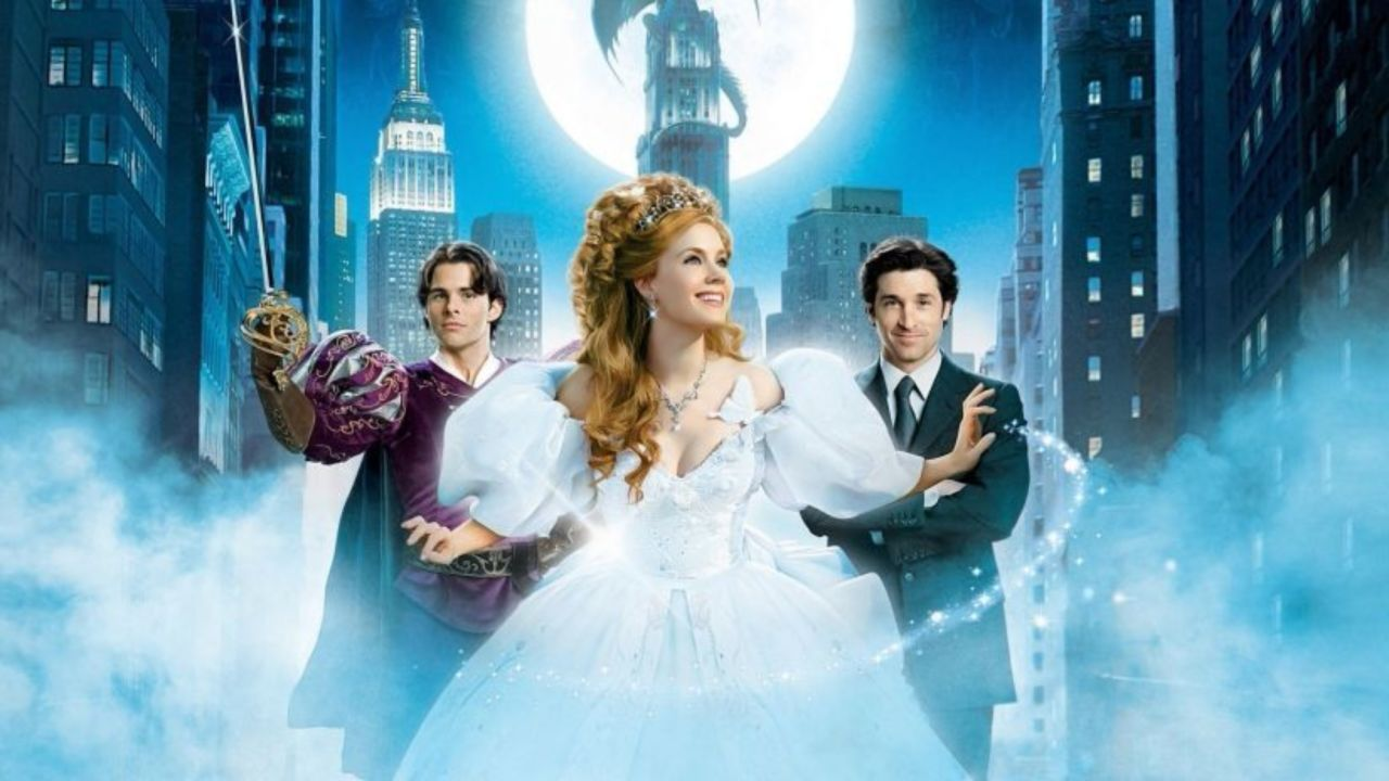 The Movie May Be Disenchanted, But We're Enchanted To Hear About It
