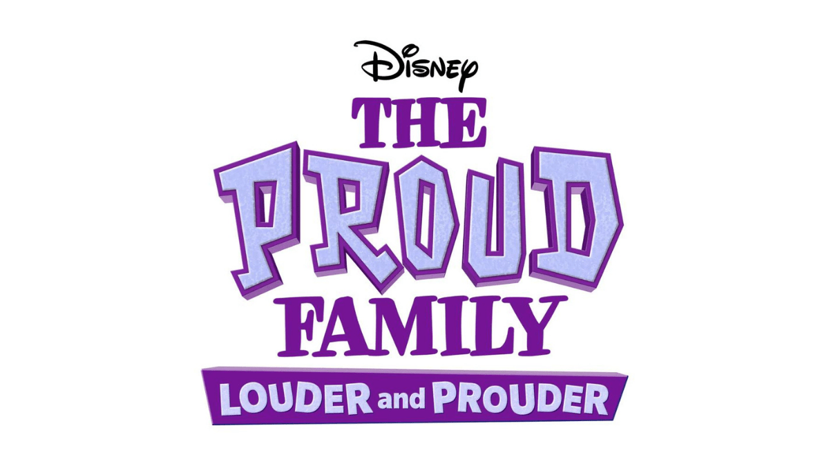 The Proud Family: Louder And Prouder Just Keeps Looking Better!