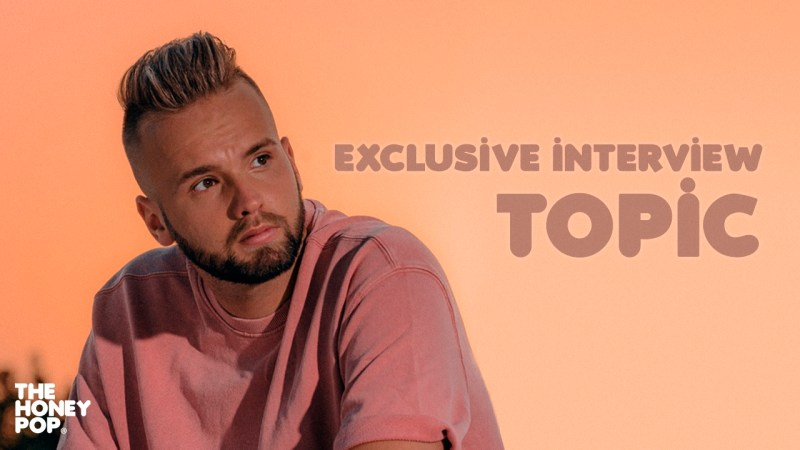 Exclusive Interview: Topic Talks All Things 'Breaking Me' & 'Chain My Heart'