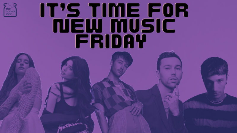 It's Time For New Music Friday
