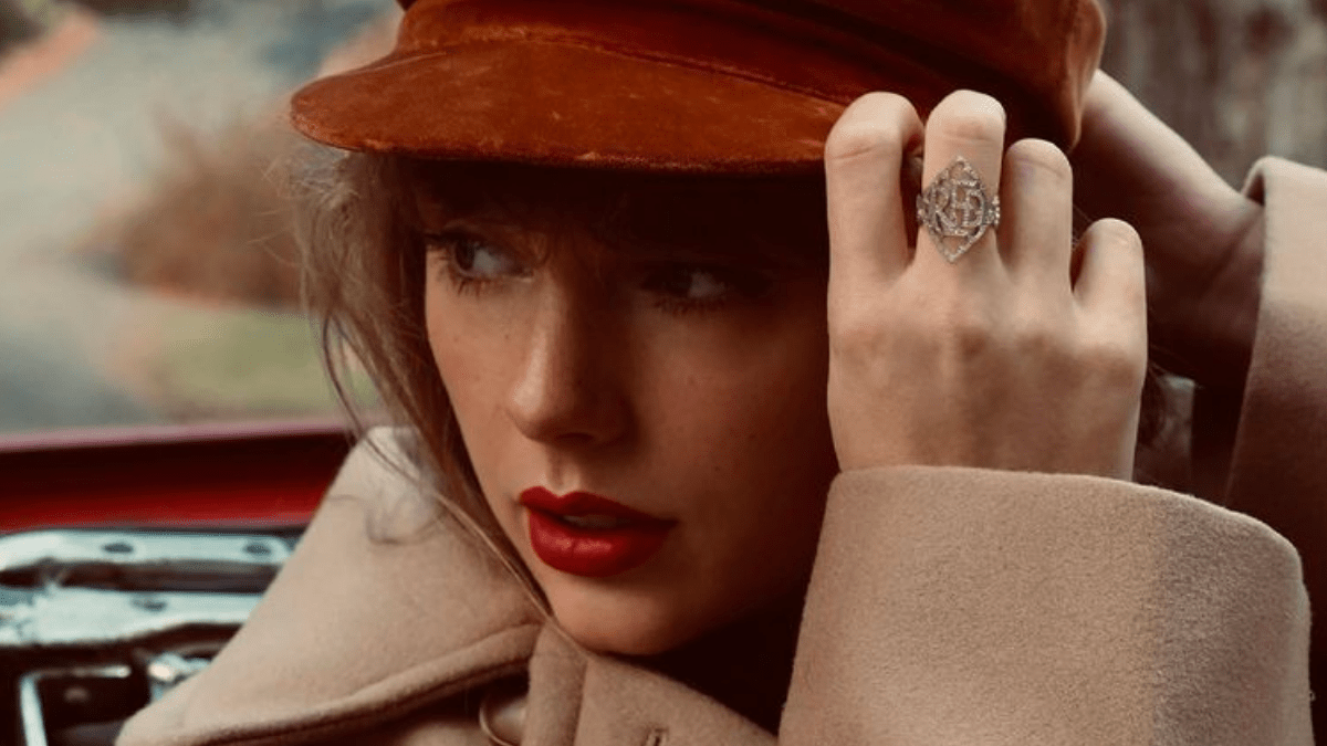 Grab The Tissues, It's Time To Talk Red (Taylor's Version)