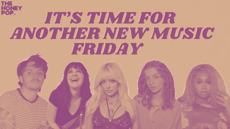 It's Time For Another New Music Friday