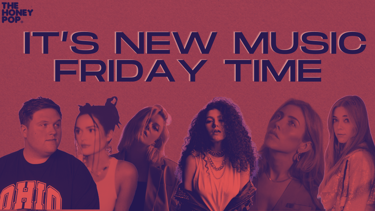 It's New Music Friday Time Once Again