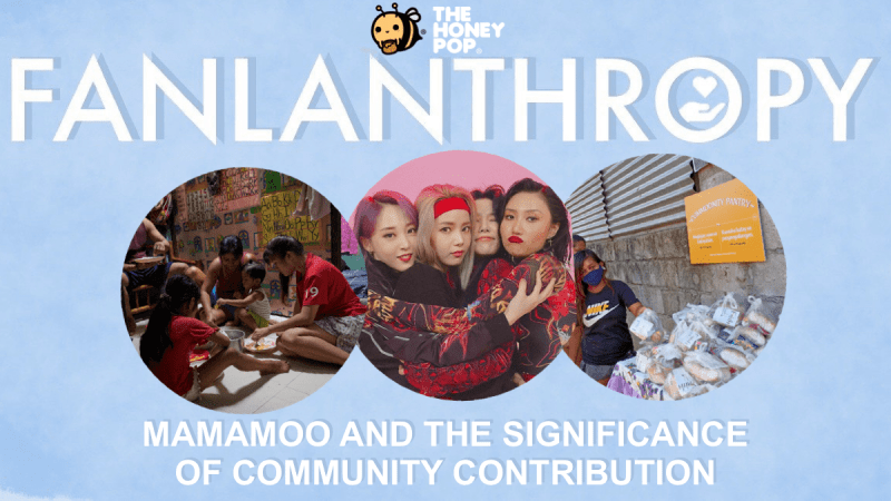 Fanlanthropy: Mamamoo and The Significance of Community Contribution