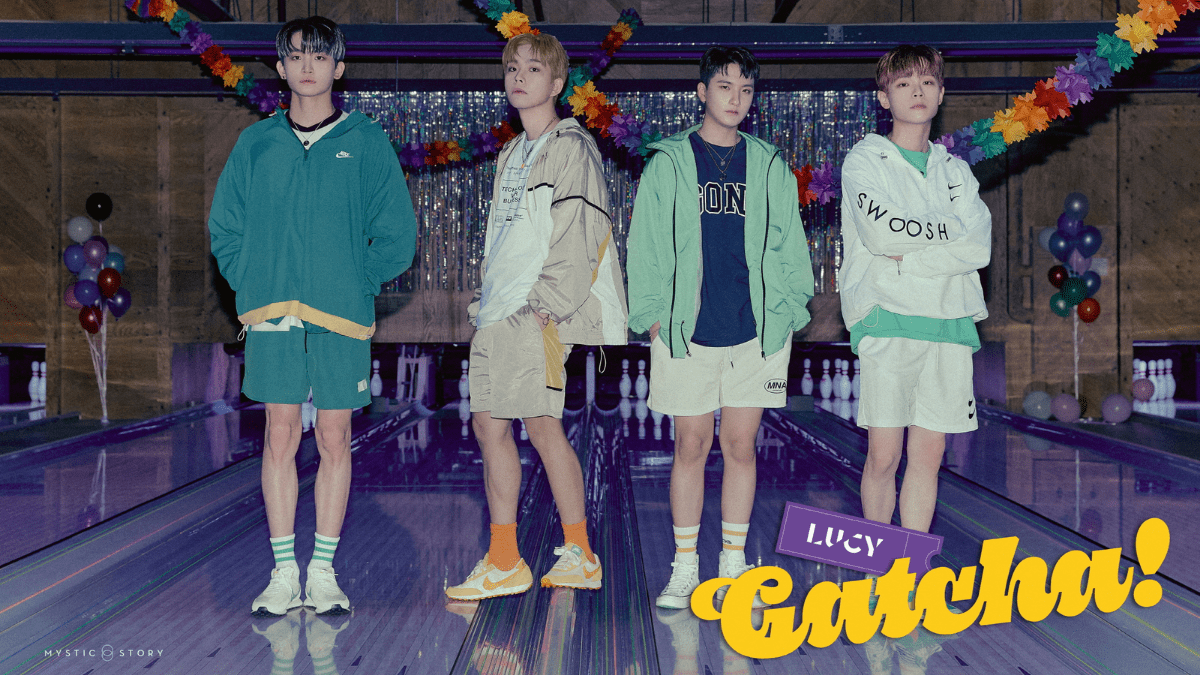 Want New Music? LUCY 'Got U' With Their Comeback