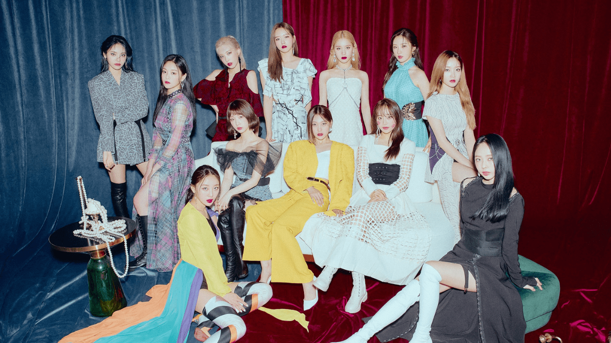 LOONA Is Back To 'Paint The Town' As Twelve