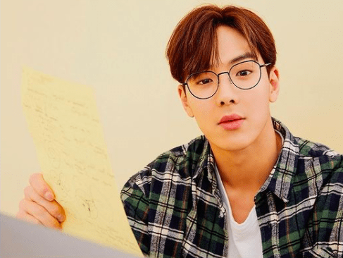 Fanlanthropy: Shownu and the Provision of Quality Eye Care Monsta X The Honey POP