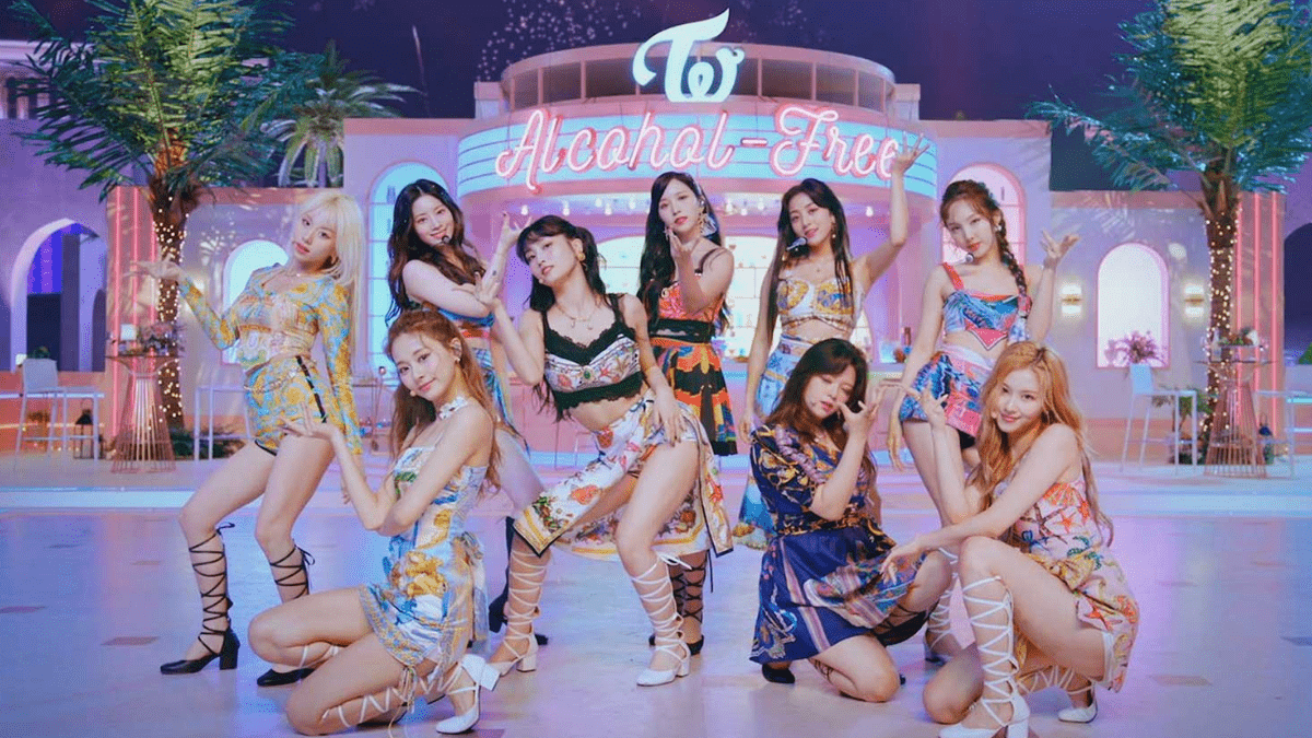 TWICE's 'Alcohol-Free' is Full of Summer Vibes. Here's 7 of Their Songs Perfect For The Season