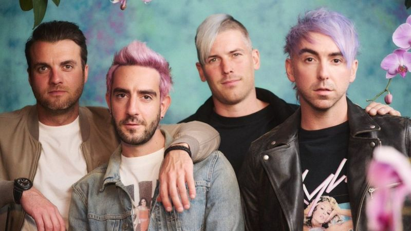 All Time Low Celebrates 10 Years Of  Dirty Work