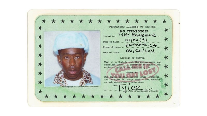 Tyler, The Creator Is Taking Us On A Trip With His New Album