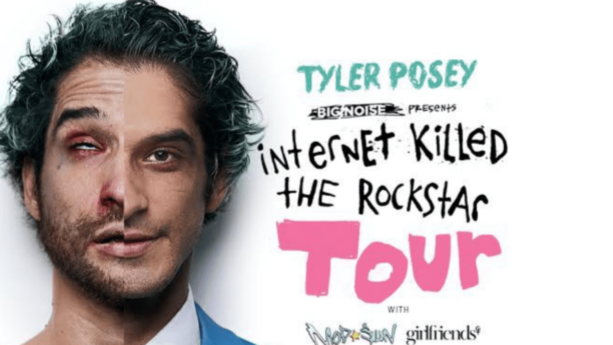 Tyler Posey Joins MOD SUN On Tour This Fall!