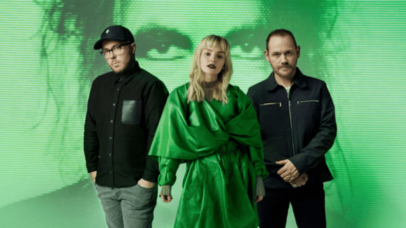 CHVRCHES Surfs On The Waves Of Success