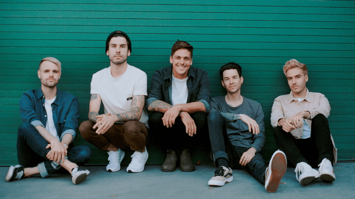 Real Friends Releases, Pure Noise Signing, and New Vocalist Cody Muraro