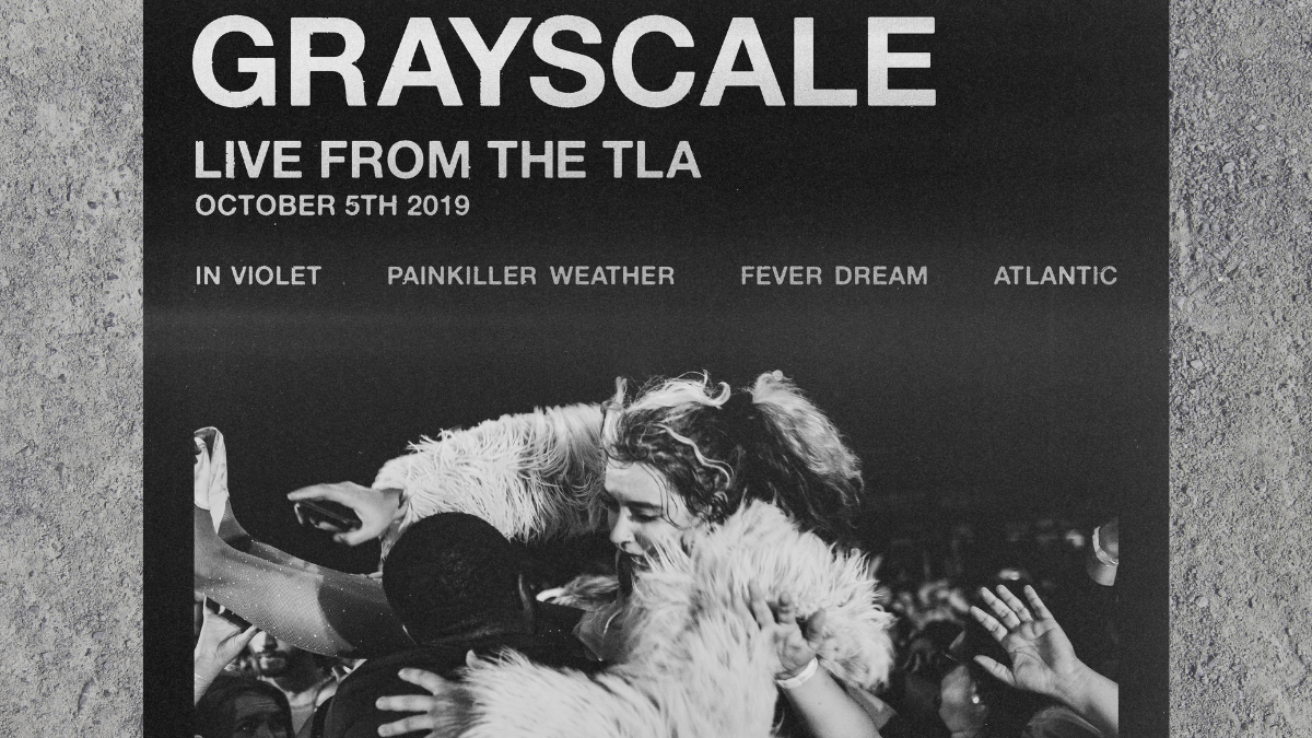 Grayscale Live From The TLA Is Enchanted, Philly Magic
