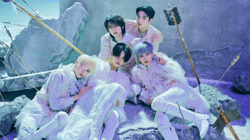 TXT 'Magic' Is Just Getting Started With Their Album