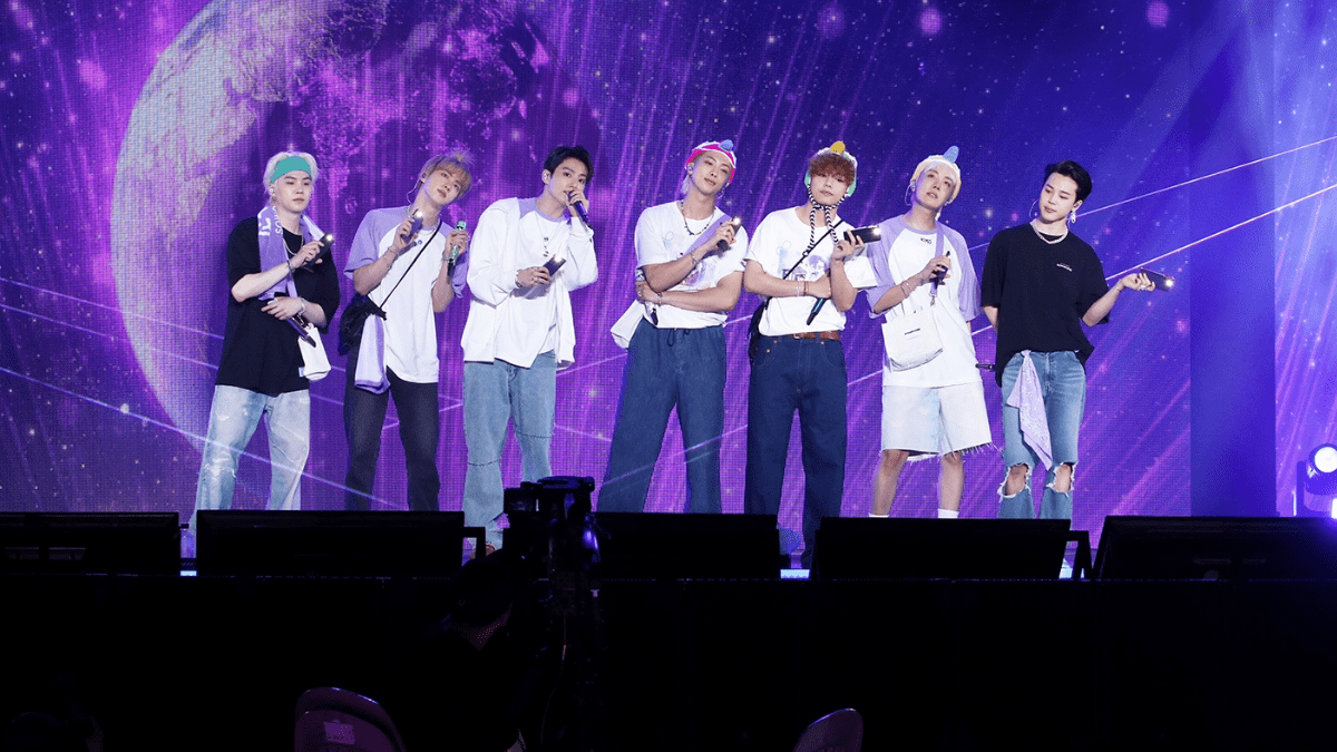 BTS Close Their Epic  2021 Muster SOWOOZOO
