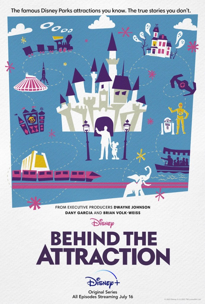 Poster for Behind The Attraction
