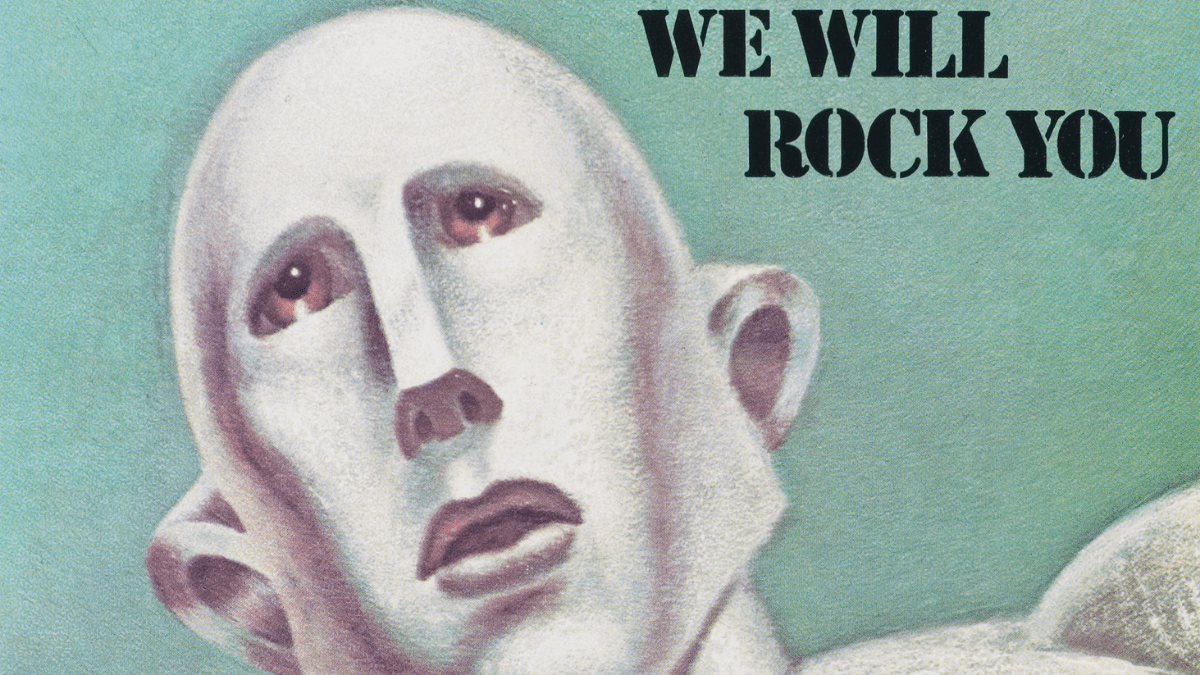 A Lesson In Queen's History: 'We Will Rock You'
