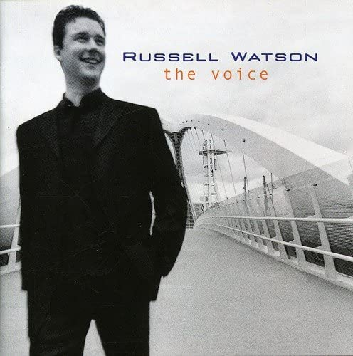 Russell Watson Artists on the road