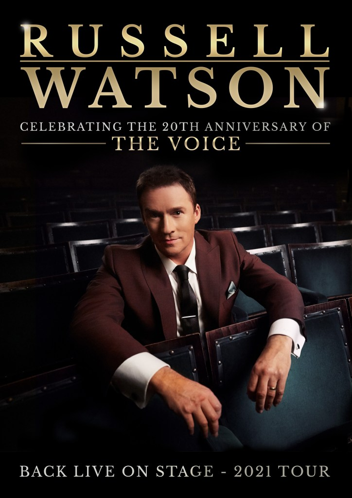 Russell Watson Tour Artists on the road
