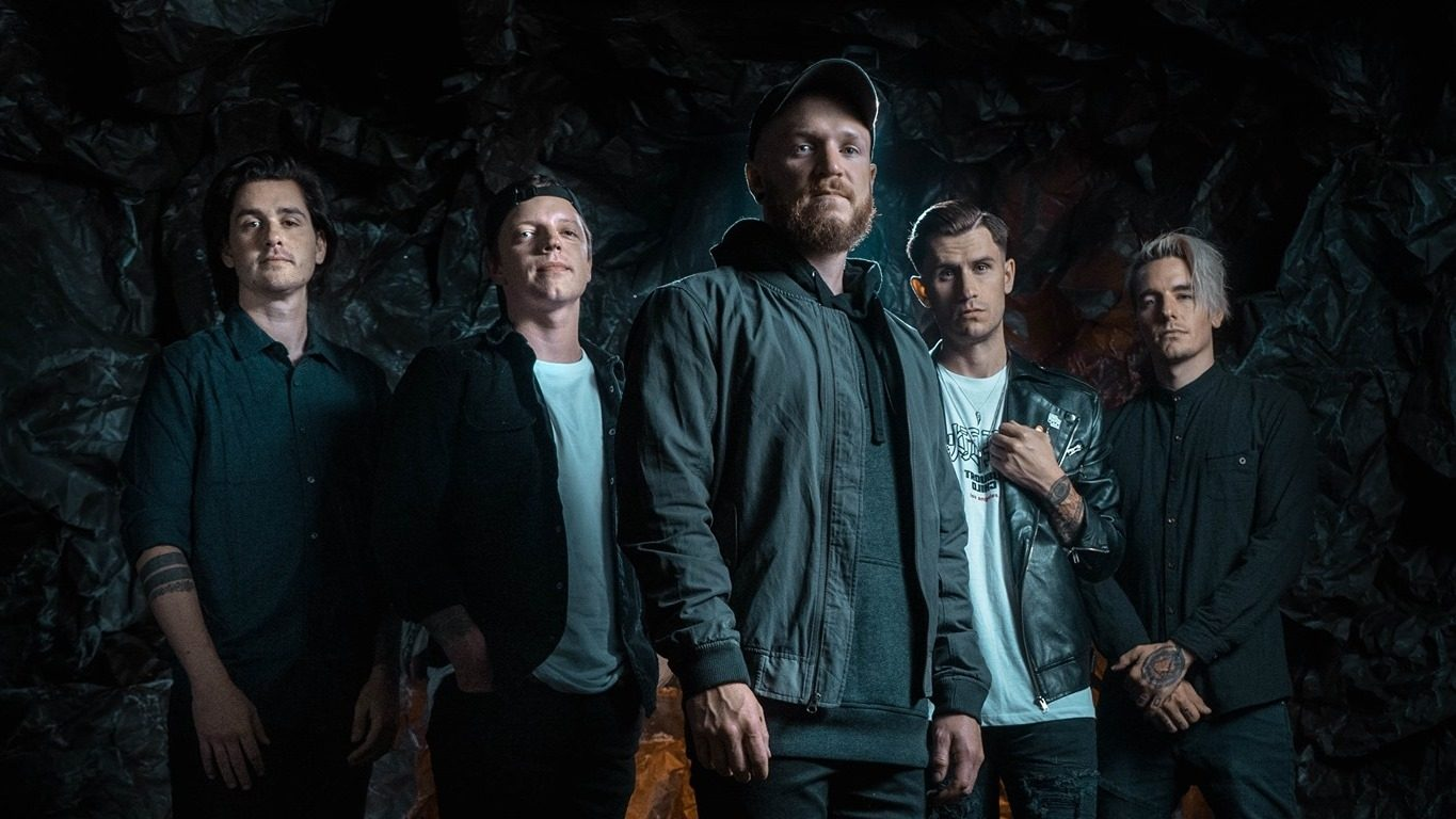 We Came As Romans Artists on the road