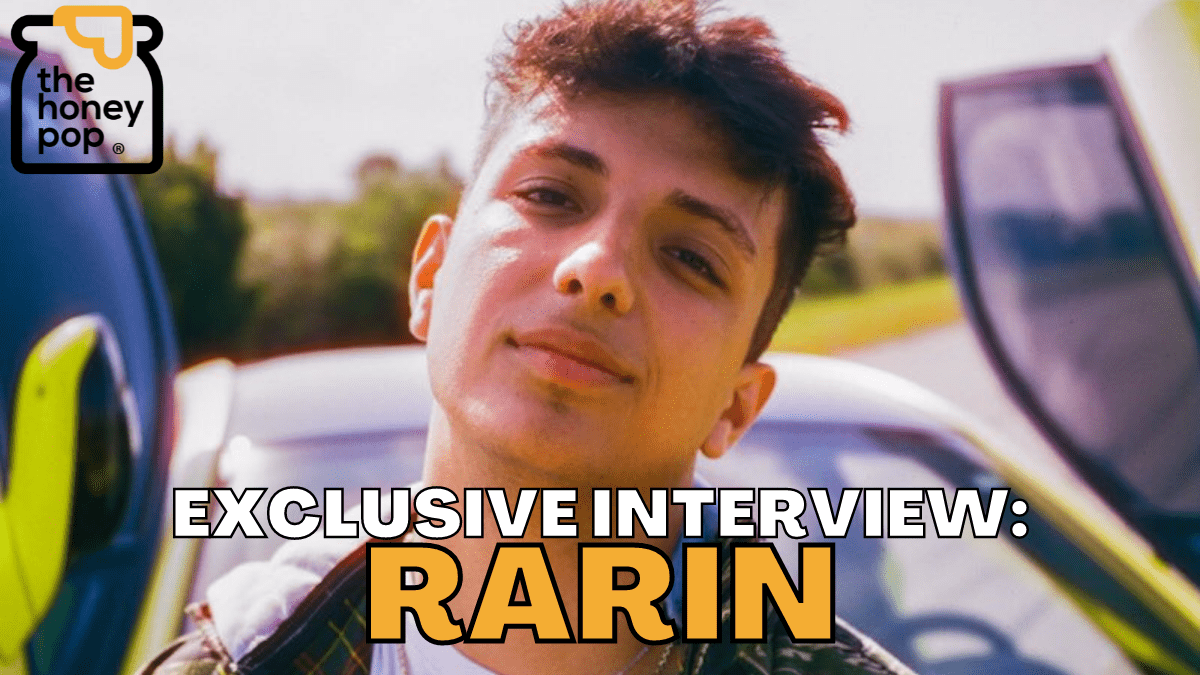 Rarin Interview: Hip Hop, Video Games And  Toxic Ends