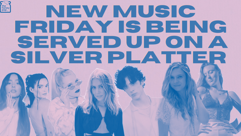 We Are Serving Up New Music Friday On A Silver Platter
