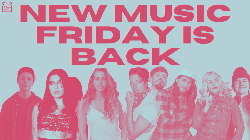 New Music Friday Is Back: Jeremy Zucker & More!