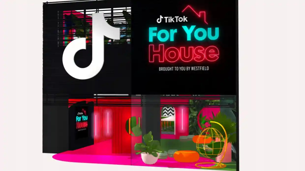 TikTok 'For You' House Coming Soon To The UK