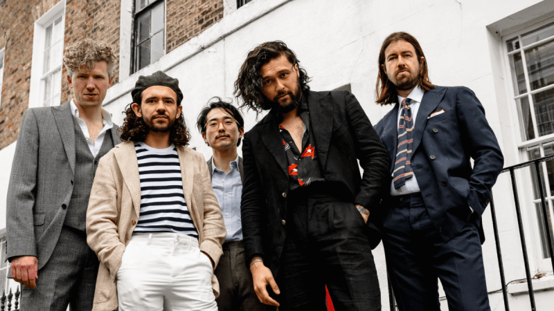 Allow Us To Praise This Gang Of Youths EP In 'Unison'