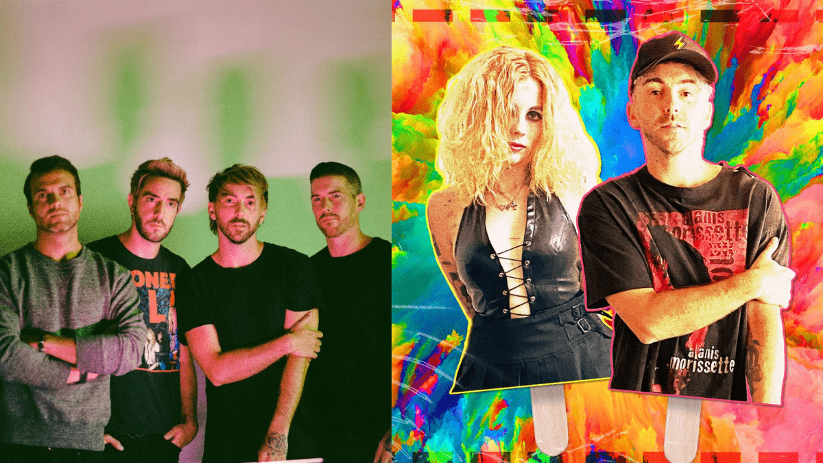All Time Low And Pale Waves Understand Our 'PMA' (Post Modern Anxiety)