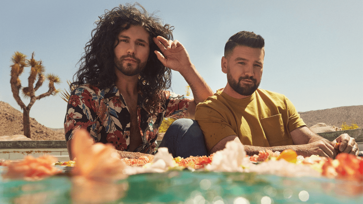 Good Things Are Coming, Dan + Shay Announce New Album!