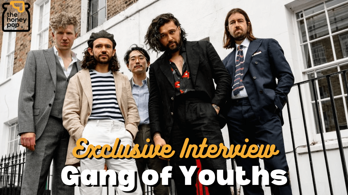 Gang of Youths Talk 'the angel of 8th ave.' In This Exclusive Interview!