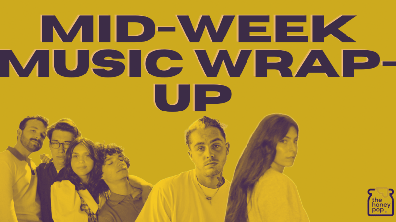 Mid-Week Music Wrap-Up: Sk8, The Greeting Committee, And More!