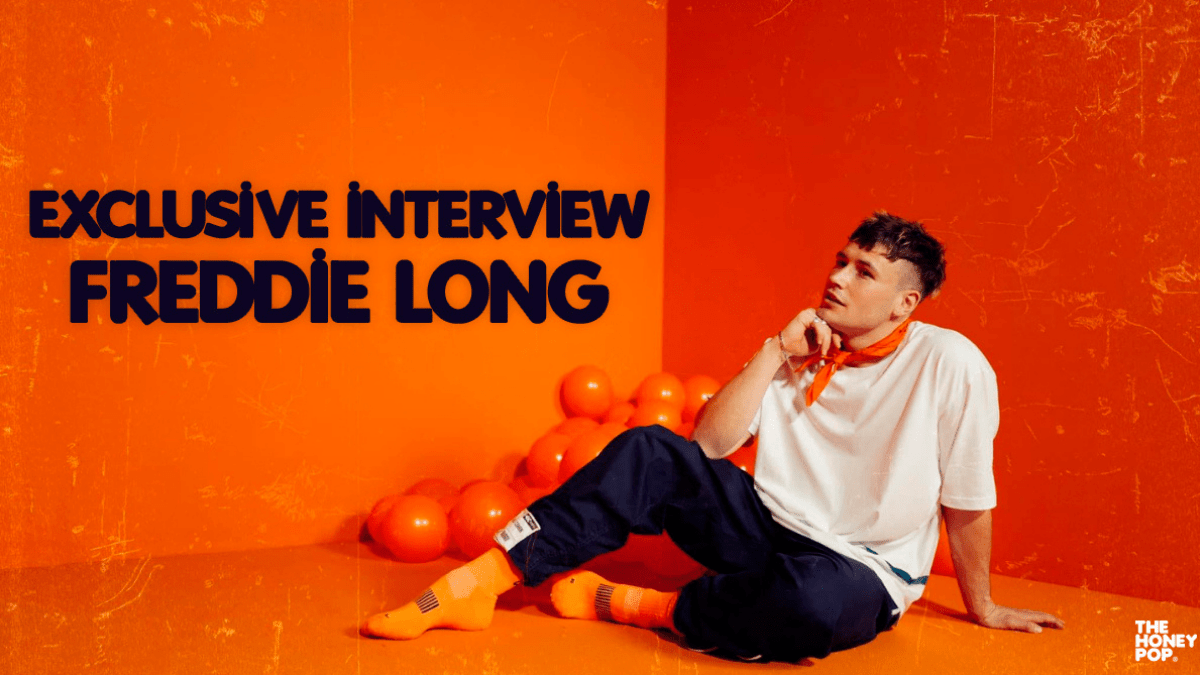 Freddie Long Talks 'In Your Arms,' Fashion, and More