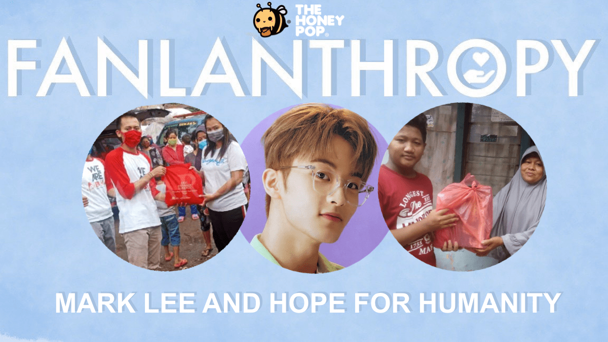 Fanlanthropy: Mark Lee and Hope For Humanity