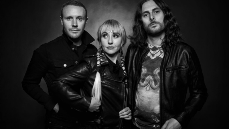 The Joy Formidable Takes No 'Interval' And Rock On!