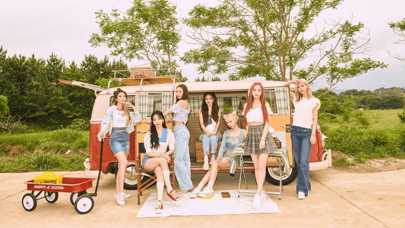 Dreamcatcher Make Their Summer Comeback With 'BEcause'