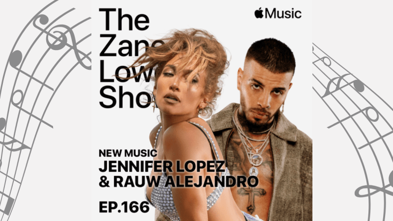 Jennifer Lopez and Rauw Alejandro Are Making Us Change Our Steps!