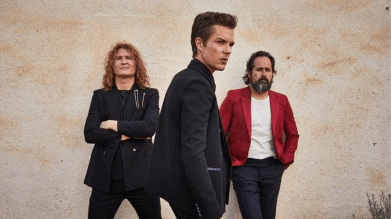 Start Your Engines, The Killers' Pressure Machine  Is Near!