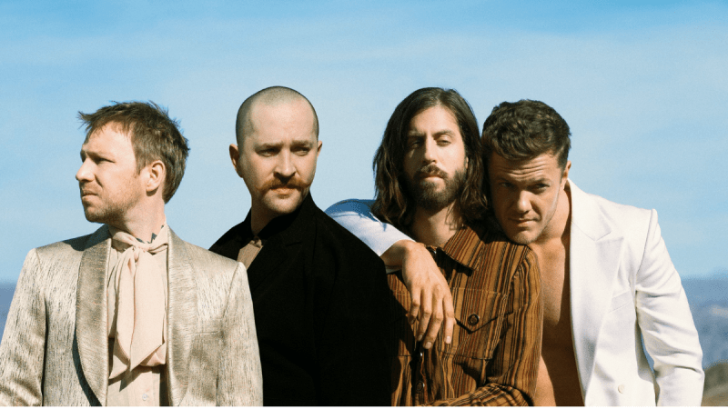 Imagine Dragons Are Ready To Take Over The World With This Release!